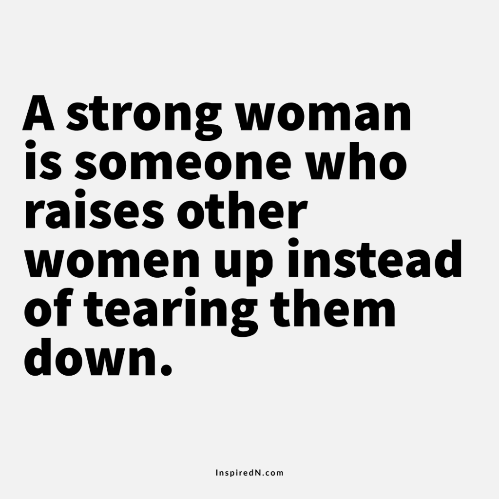 Be strong woman quotes
