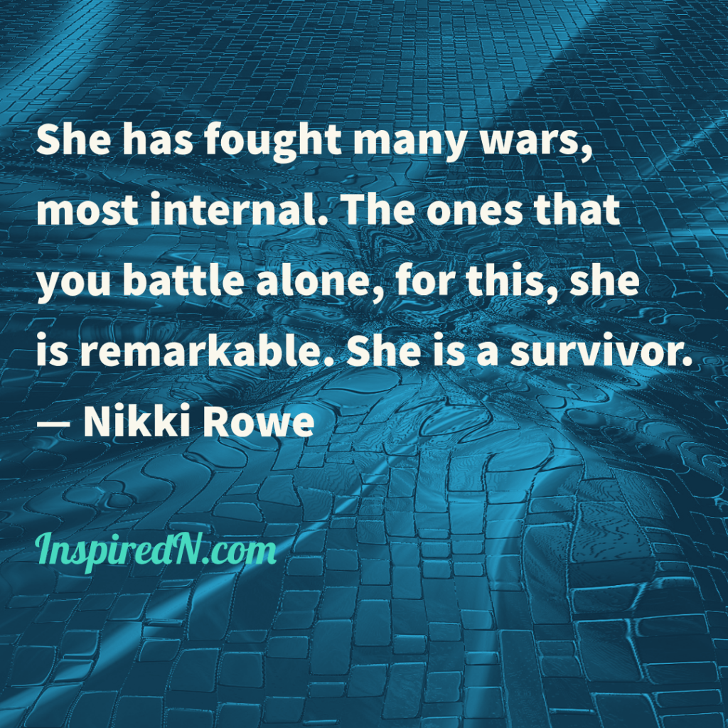 remarkable strong woman quotes