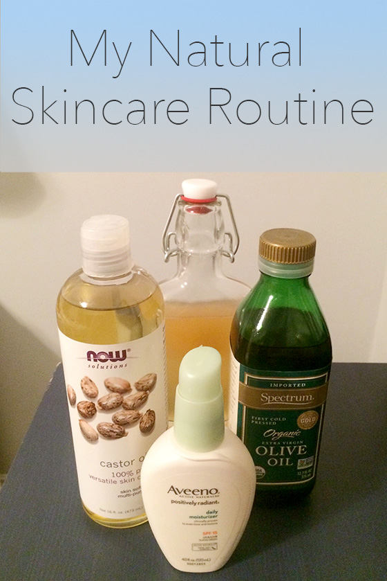 My Natural Skincare Routine   Oil Cleansing   Homemade Skincare Products