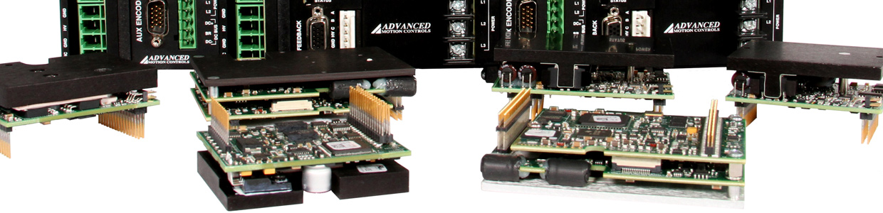 servo drives power outputs and features