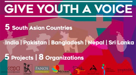 GIVE YOUTH A VOICE