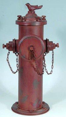 Vintage Metal Fire Hydrant