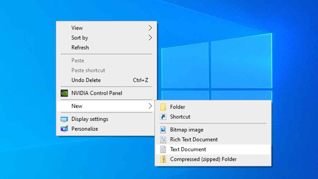 How to open text document in windows 10
