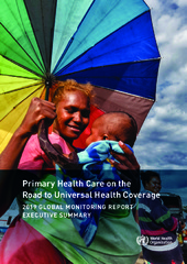 Primary health care on the road to universal health coverage: 2019 monitoring report