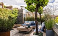 别墅庭院装修设计,给家无尽的自然