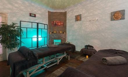 Un massage pour une personne ou un massage-duo à partir de 29,99€  chez Mains D'or