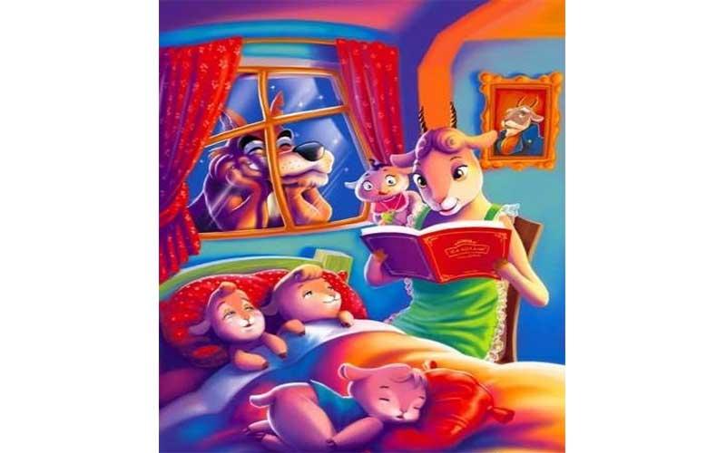 قصه کودکانه