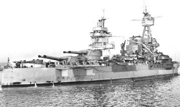USS New York photo