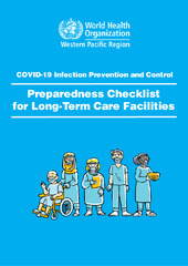 COVID-19 infection prevention and control : preparedness checklist for long-term care facilities
