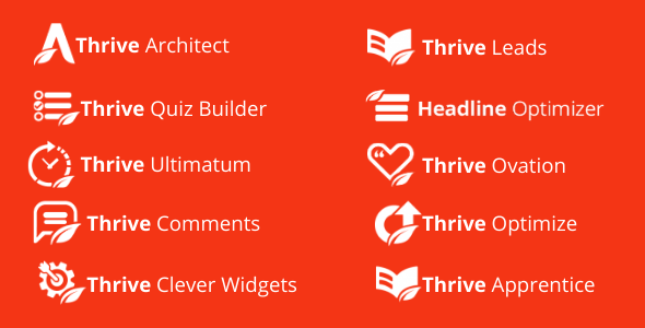 Download All Thrive Themes Plugins Free
