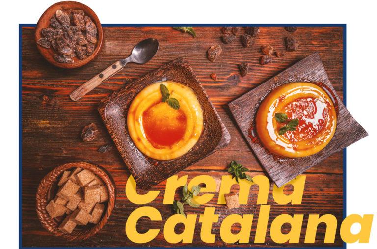 crema catalana Barcelona