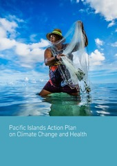 Pacific islands action plan on climate change and health