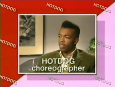 hot dog choreographer weird-job-titles