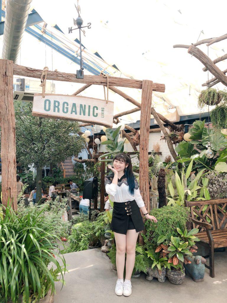 Ghé quán cà phê đẹp Farmer Garden Nguyễn Thị Thập quận 7 để hòa mình cùng thiên nhiên xanh mát