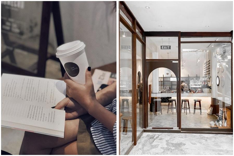 Nhắc đến những quán cà phê đẹp, decor độc lạ ở Sài Gòn không thể bỏ qua Koo Kaffe