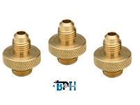 """Quick Test Fittings tests assemblies from 1/2"""" to 2"""", For Testing 1/2"""" through 2"""" Backflow Preventers"""