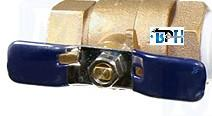 """Febco 1"""" to 1 1/4"""" 825 RP SS Ball Valve Handle and Nut, Does not Include Ball Valve"""