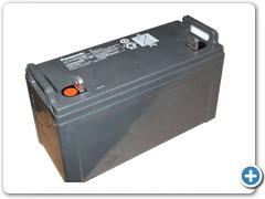 Panasonic SMF VRLA Battery 12V 200AH
