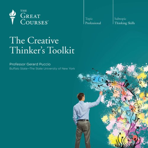 The Creative Thinker's Toolkit cover art