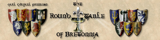 Warhammer armies: Bretonnia - The Round Table of Bretonnia