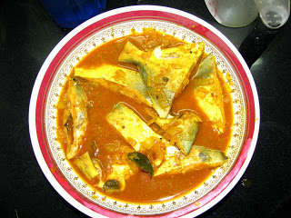 Quick and Easy Fish Curry