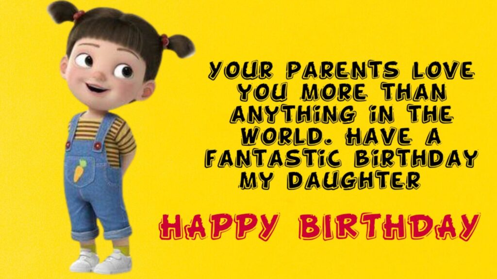 Happy Birthday Wishes to Daughter, Birthday Wishes to Daughter, Birthday Wishes from Daughter