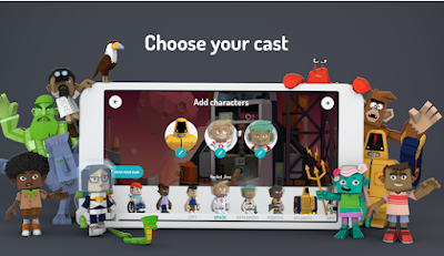 Make Cartoon Animation Video In Mobile