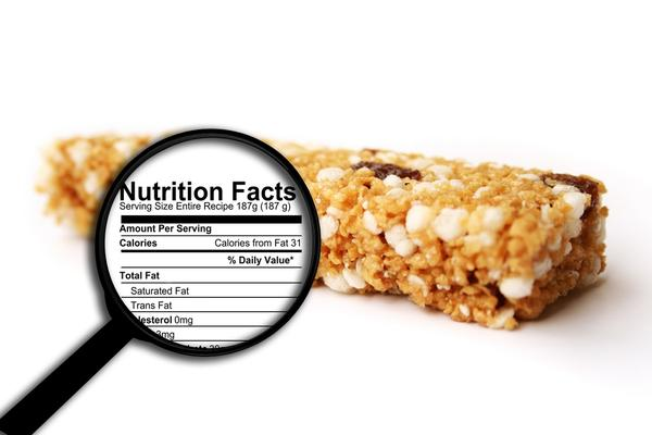 5 Key Nutrition Facts To Check on The Label