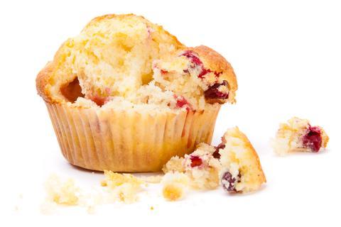 Sweet Potato Berry Muffin Recipe