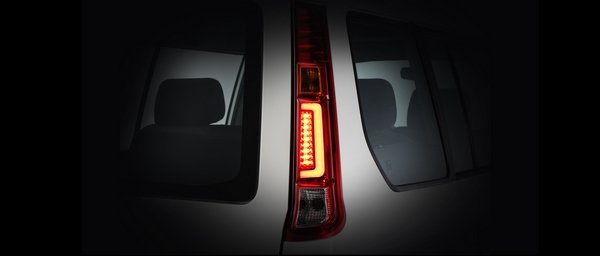 Mitsubishi Adventure 2017 taillights