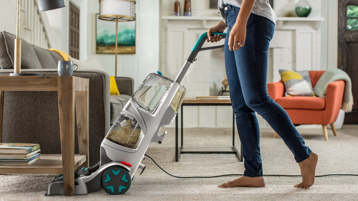 How to deep clean your carpets - Reviewed Vacuums