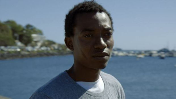 Ousmani, a migrant worker in Mayotte