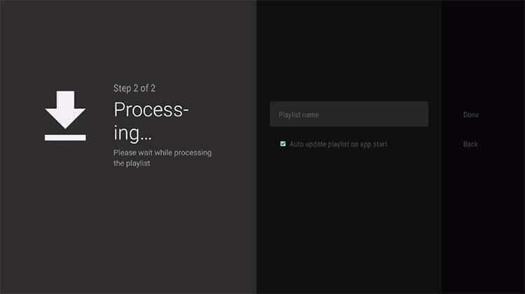 como instalar o iptv no android box passo 4