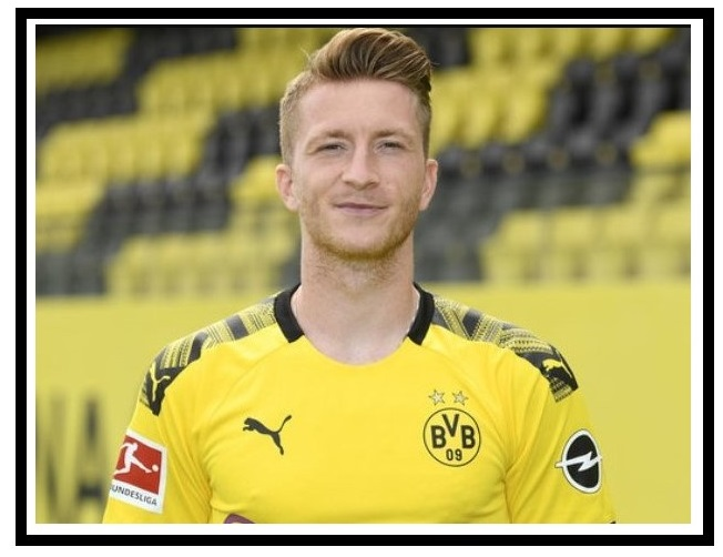 Marco Reus, The Highest Paid Player in Borussia Dortmund