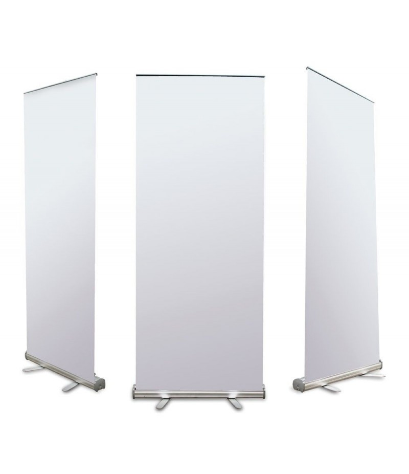 """Retractable  Banner Stand - 32""""Wx82""""H"""