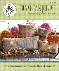 Jelly Bean Jubilee from With Thy Needle -- click to see lots more