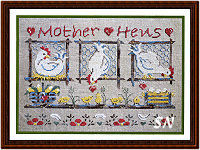 Mother Hens from Filigram - click to see more