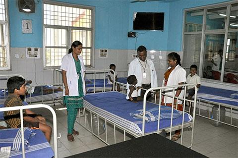 Pediatric Ward Image