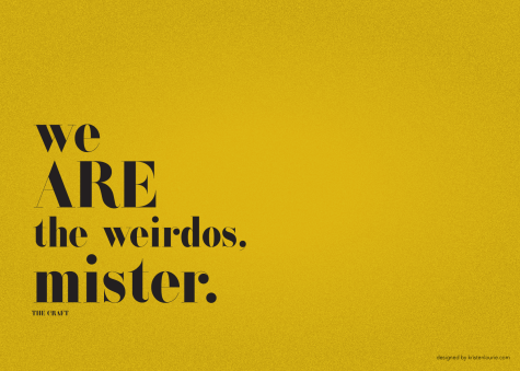 The Craft movie quote wallpaper for screen resolution 1680x1200