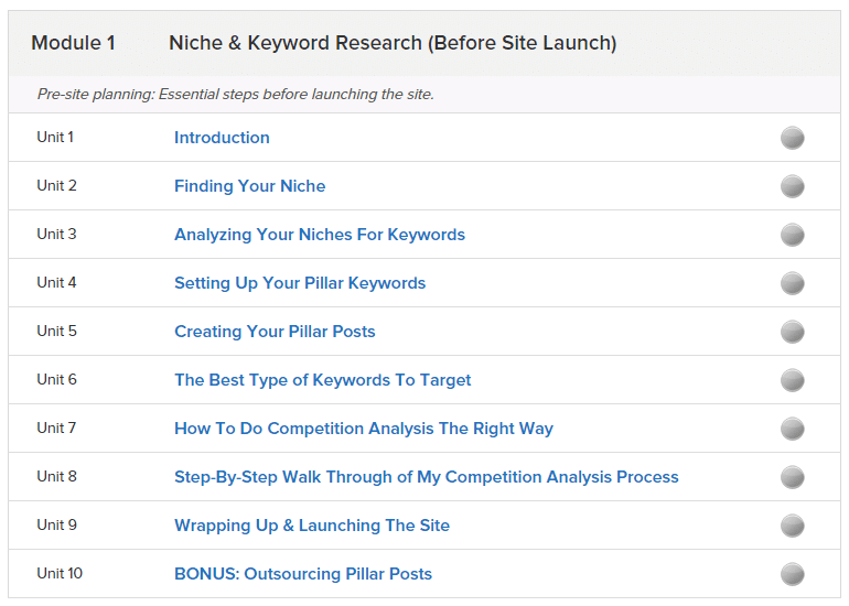 rankxl review - niche keyword research