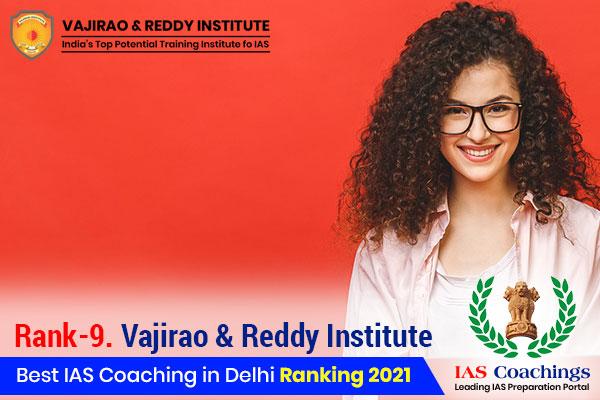 Vajirao & Reddy IAS Institute