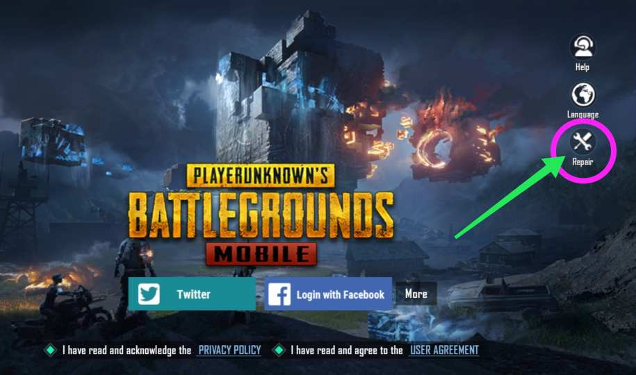 How to Reset all Setting in pubg mobile
