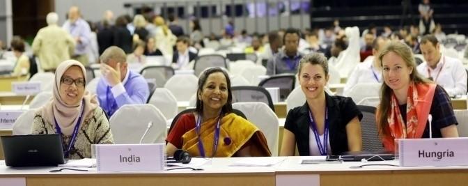सीबीडी और CoP प्रेसीडेंसी के लिए पार्टियों के ग्यारहवें सम्मेलन (CoP -11) की मेजबानी की छवि-1