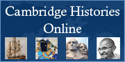 Cambridge Histories Online