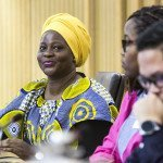 18 October 2019, Rome, Italy - CFS 46 SPECIAL EVENT: HIGHLIGHTS OF CFS 46. Committee on World Food Security, 46th Session, 14-18 October 2019, FAO headquarters (Red Room).rrrPhoto credit must be given: ©FAO/Pier Paolo Cito. Editorial use only. Copyright ©FAO.
