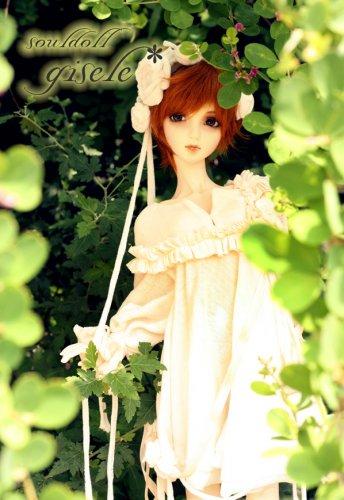 Шарнирные куклы (BJD)