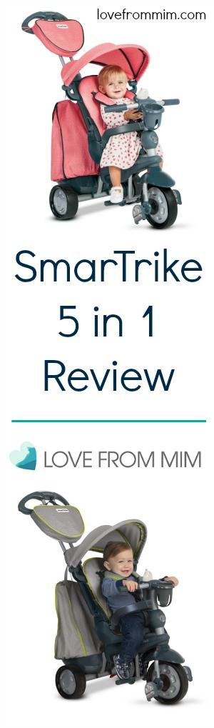 Getting back outside with the kids! + SmarTrike Giveaway! lovefrommim.com How to get more active with the kids Getting outside with Kids SmarkTrike Review SmarTrike 5 in 1 review